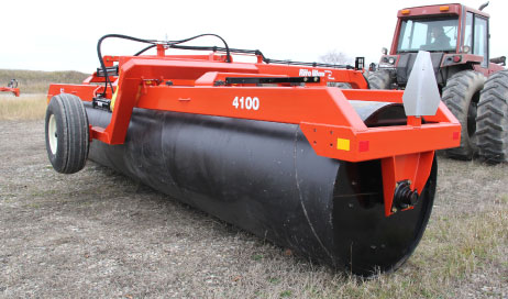 Land Roller 1 section Rite Way Mfg